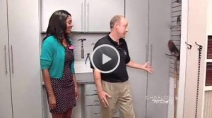 Closet & Storage Concepts - Charlotte Today Show