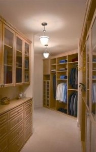 Closet Lighting is Imperative