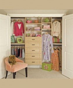 Custom Closet Design for Limited Space