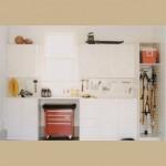 Garage Storage Solutions: Slatwall Tool Storage