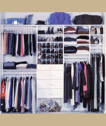 Closet solutions for small spacesconfession for Storage solutions for small closets