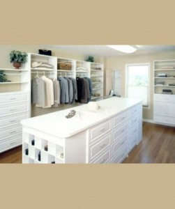 Custom Closet Storage Solutions - Closet & Storage Concepts
