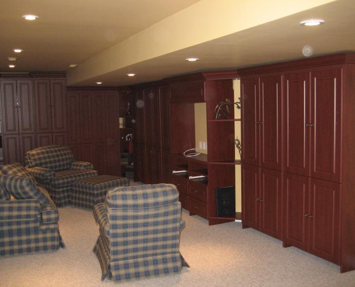 Storage closet basement storage closet plans for Basement concepts