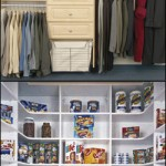 closet and pantry