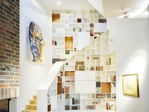 stair-shelves