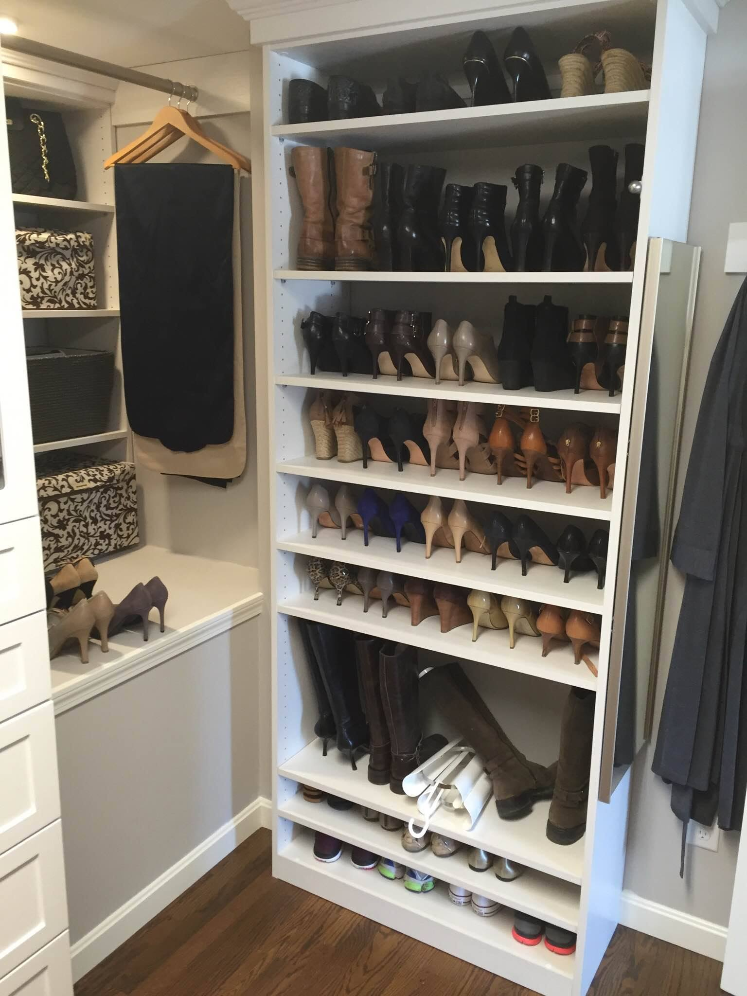 Custom Closets Amp Organizers Boston Closet Amp Storage Concepts