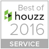 Best of Houzz 2016 Service Badge