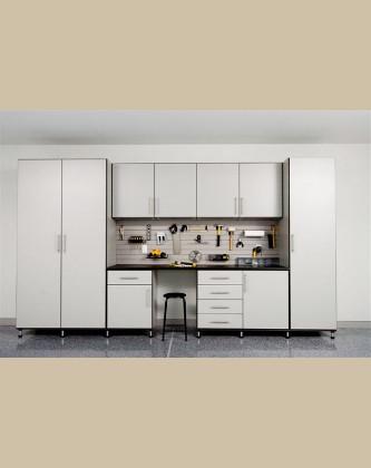 grey garage cabinets providence, RI