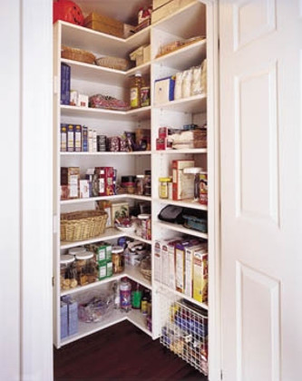 Pantry Storage Organization Boston