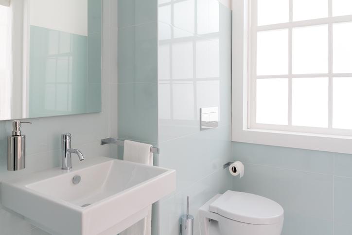 Save Space In A Small Bathroom Boston Closet Storage Concepts