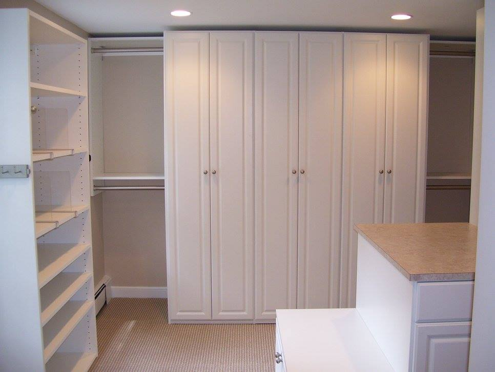 Closet Lighting Options