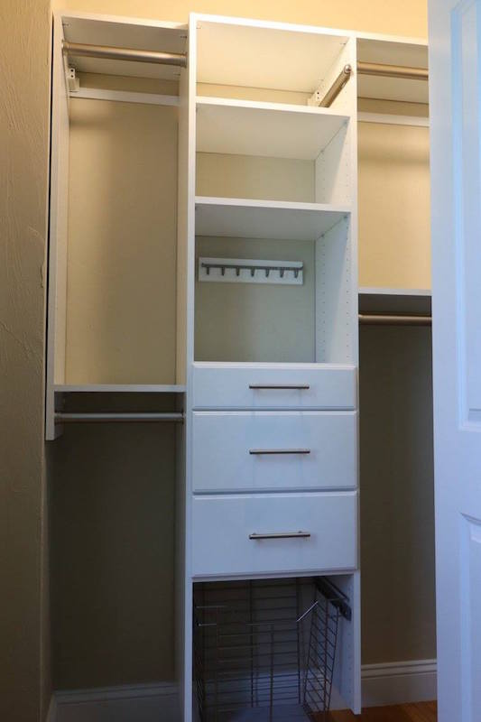 Custom Reach In Closets Boston Ma Closet Storage Concepts
