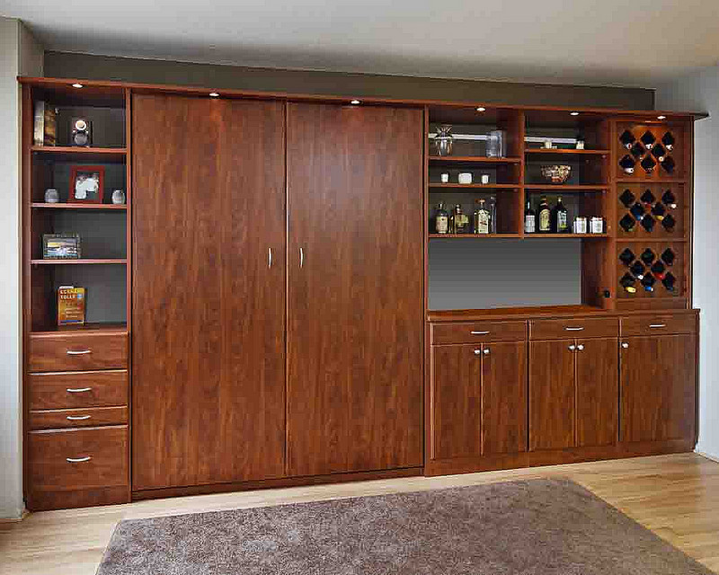 Wall storage built-ins New England