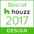 Best of Houzz Design 2017 award