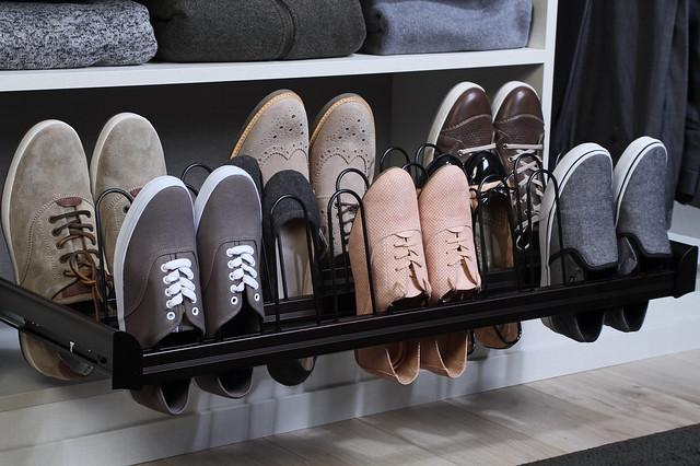 shoe storage franklin