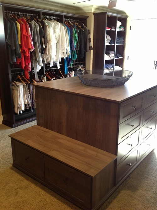 custom closets charlotte
