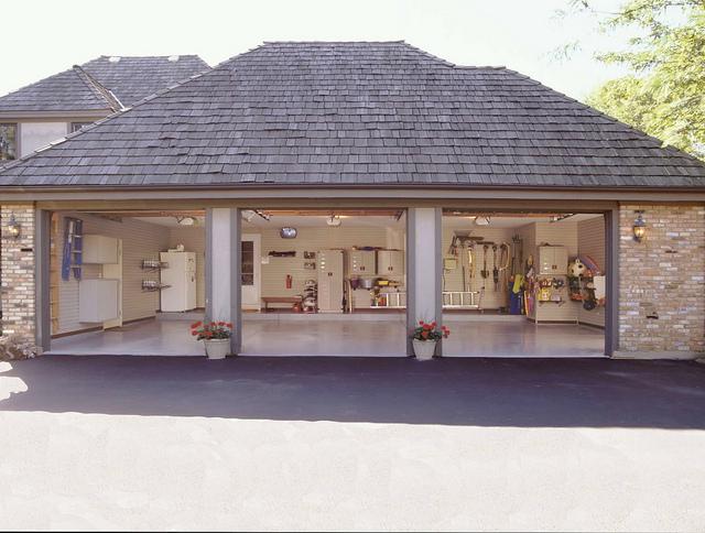 Custom garage storage Charlotte, NC