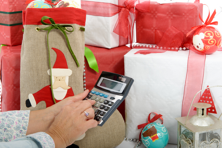 Budgeting holiday gifts