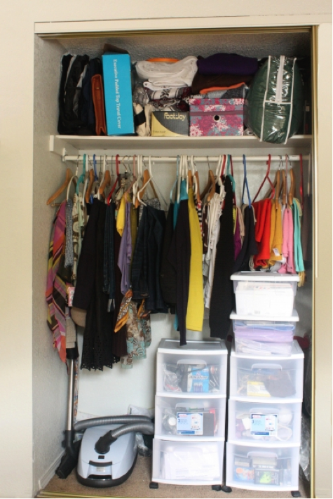 Lovely 5 Easy Ways To Save Space In Small Closets