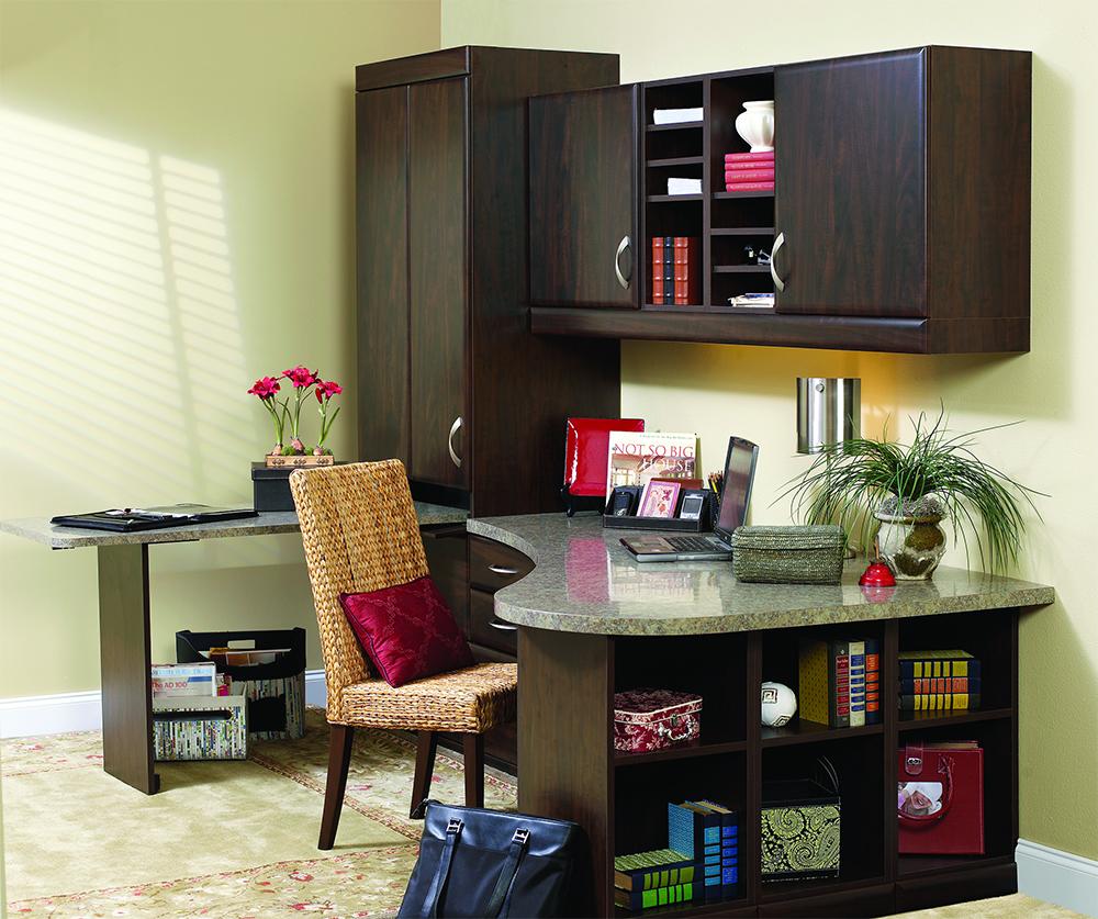 custom home office Charlotte NC