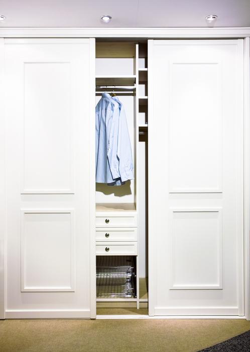closet storage tips Charlotte