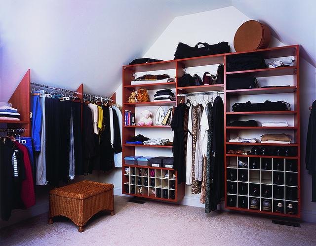 custom closet storage organization Charlotte