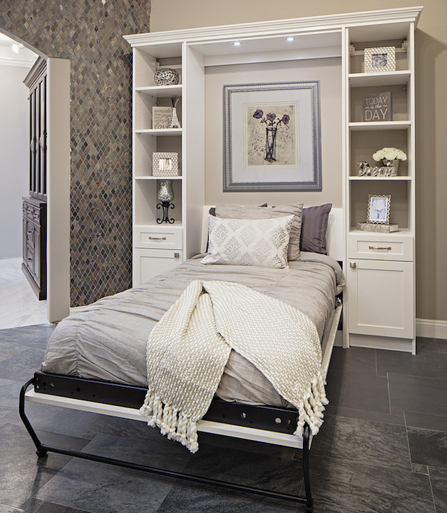 Wall Bed Closet & Storage Concepts Charlotte