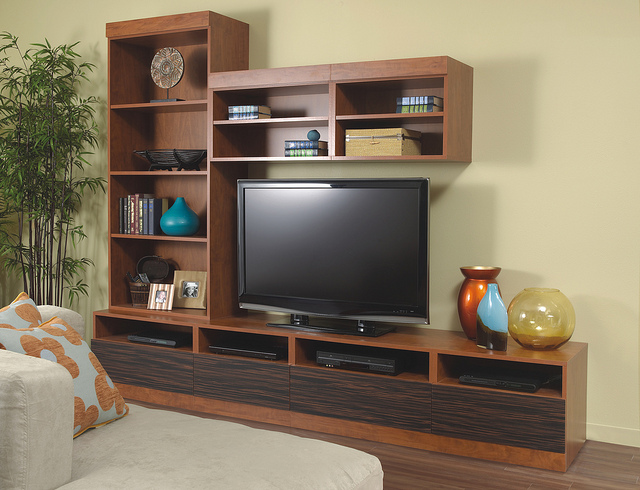 Custom media unit Charlotte North Carolina