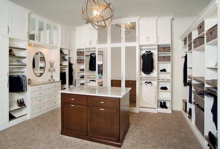 Denver custom closet luxurious