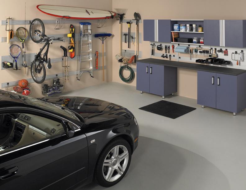 Custom Garage Storage Colorado