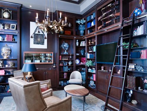 Home office/ family room in Longmont, CO