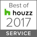 Best Of Houzz 2017 Award - Client Satisfaction