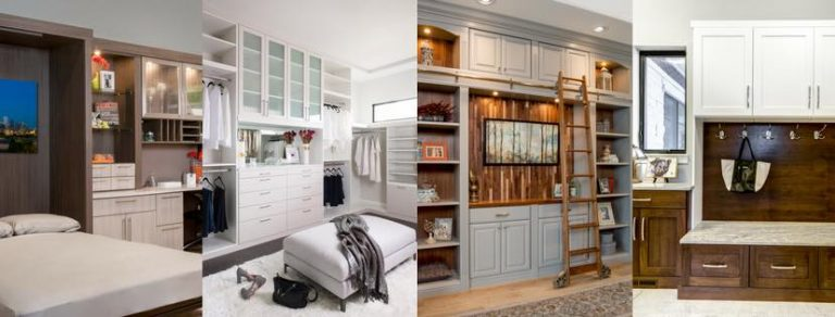 custom home storage solutions colorado