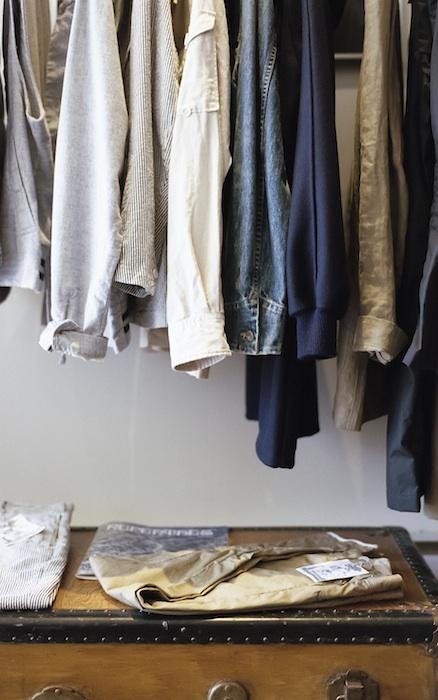 Mens capsule wardrobe