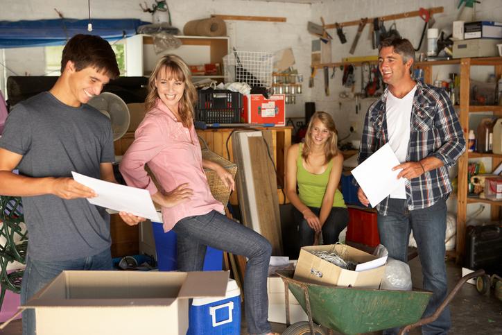 3 Golden Rules For A Garage Overhaul - Closet & Storage ...