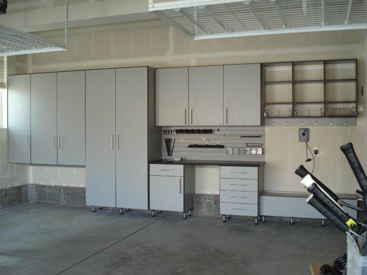 custom garage cabinets Denver