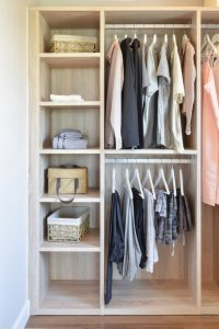 reach-in closet | Closet & Storage Concepts