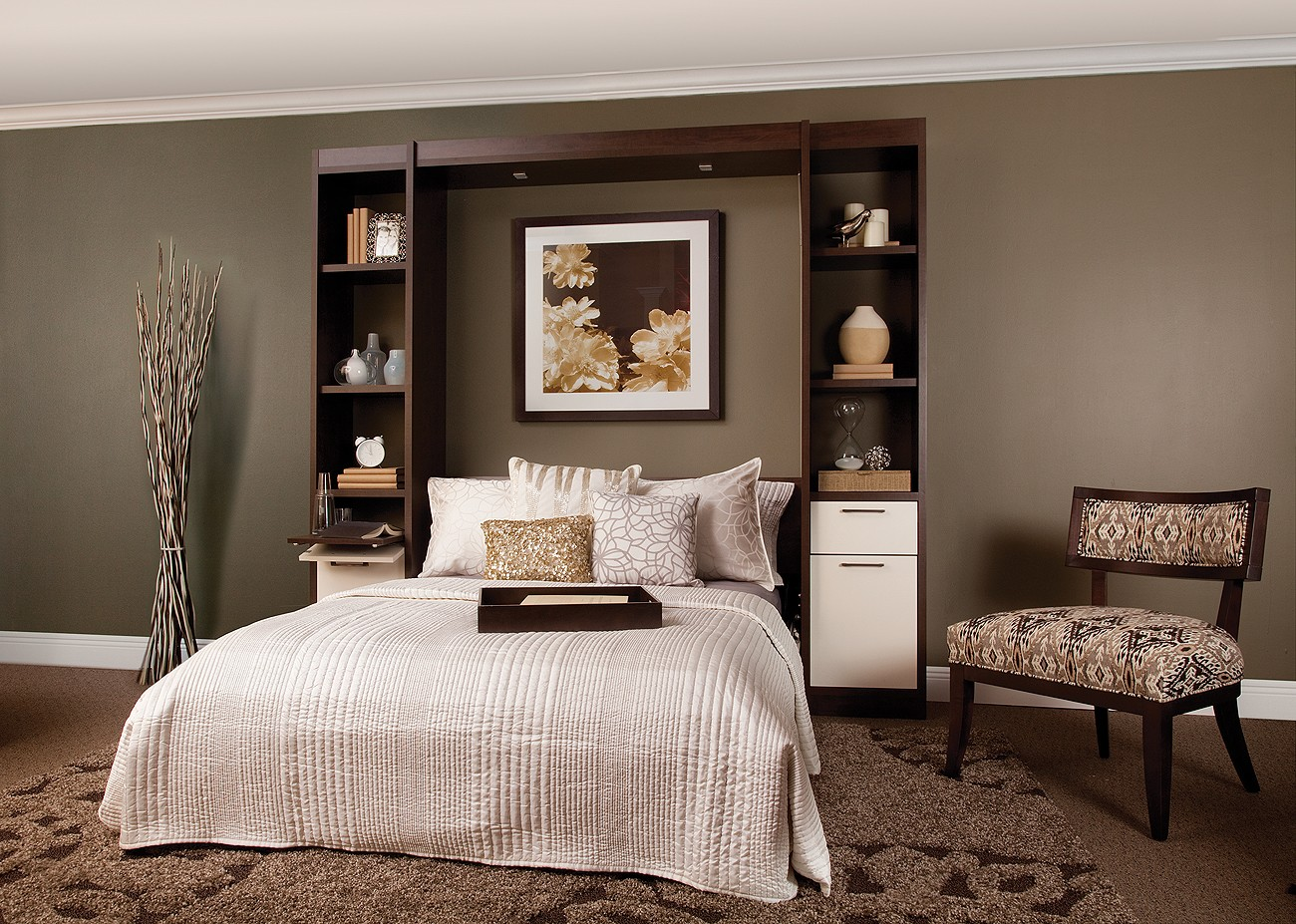 Custom Murphy Bed Closet & Storage Concepts Colorado