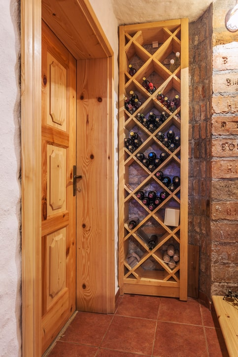 Wine Storage in Colorado