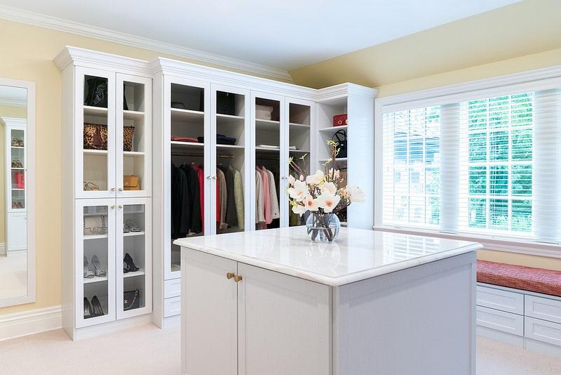 luxurious custom closet colorado