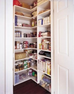 Pantry Storage | Closet & Storage Concepts