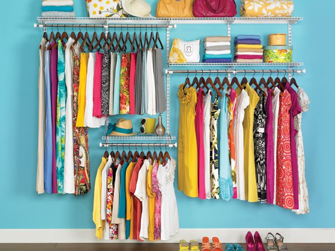 4 Smart Ways to Organize the Clothes in Your Closet - Closet and ...