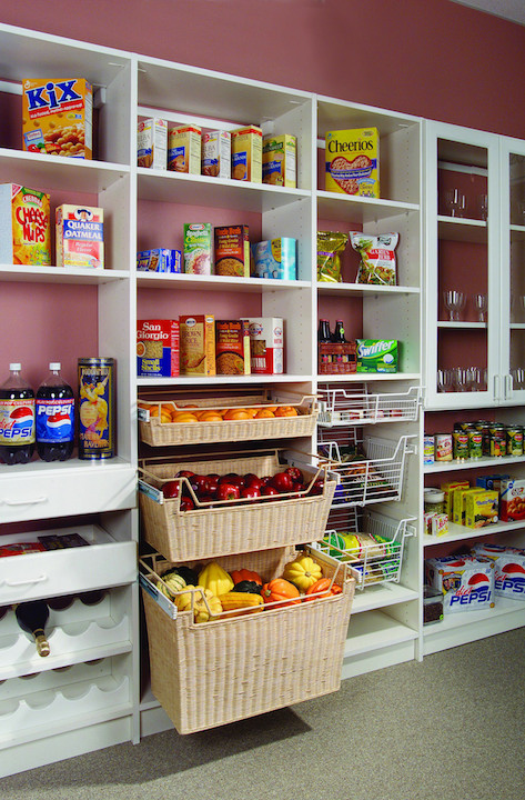 De Clutter Your Pantry With These Storage Solutions Las