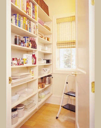 10 Custom Pantry Storage Design Ideas