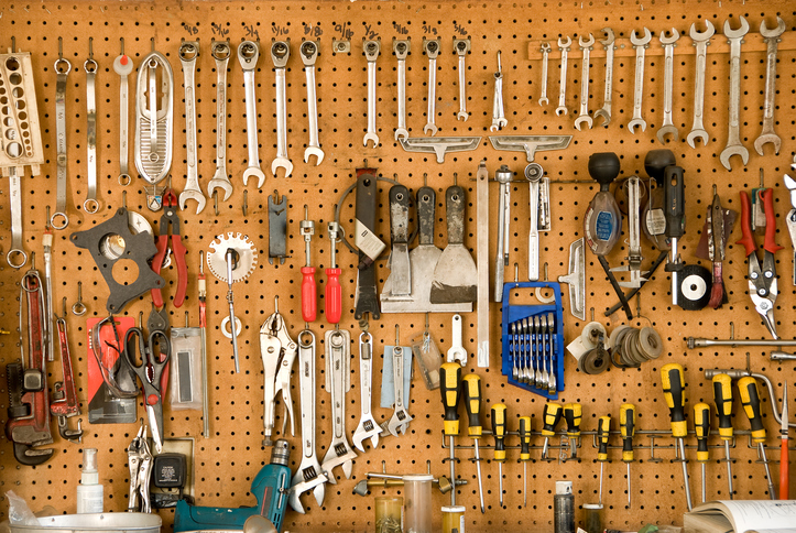 Garage And Tool Storage Las Vegas