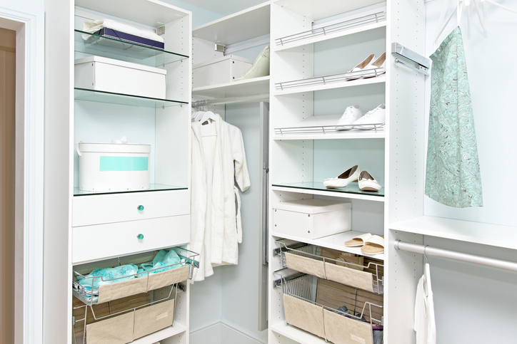 custom closet ideas las vegas