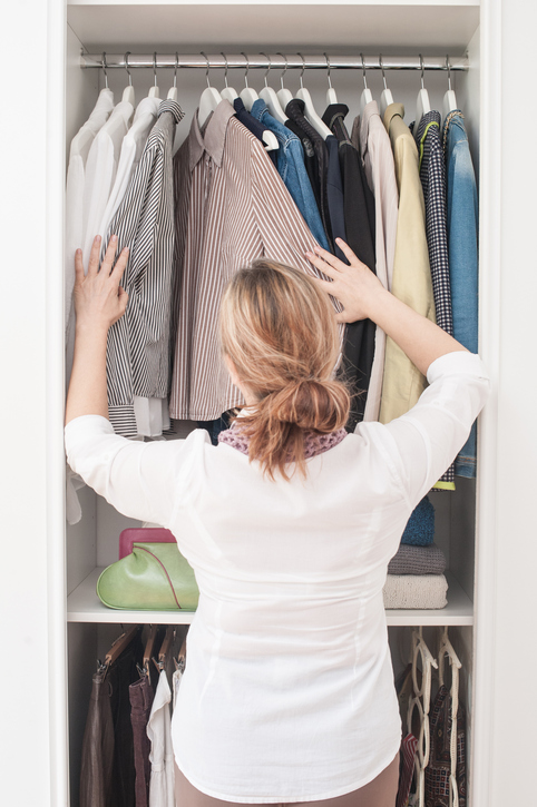 tips for small closets las vegas