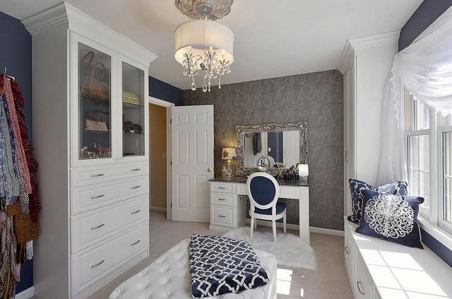 boutique-inspired closet designs