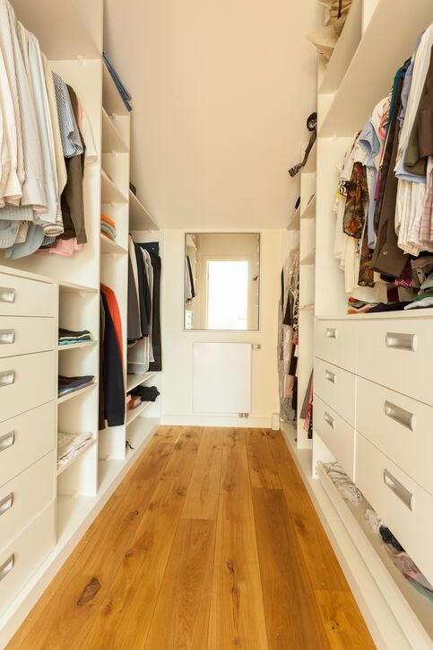 las vegas modern closet design style