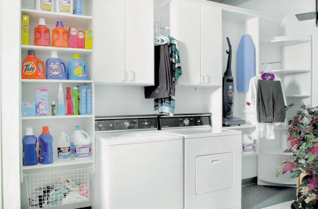 laundry room organization Nevada